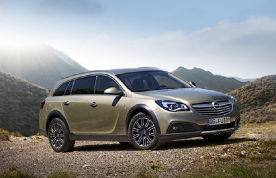 Επίσημο: Opel Insignia Country Tourer
